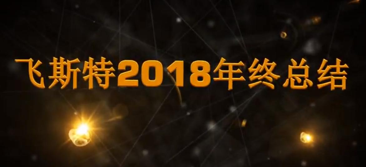 飞斯特汽车科技2018年度总结视频