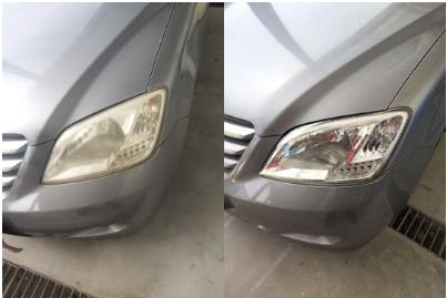 汽车车灯纳米喷镀修复翻新,飞斯特设备优质之选