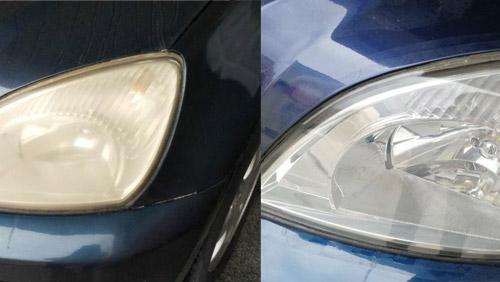 汽车车灯翻新修复器,大灯问题可针对解决,明亮如新