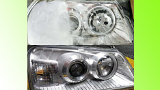 【汽车大灯轻微划痕修复】四种处理方法总结与分享