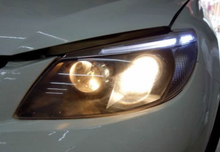 汽车大灯改装疝气灯,知道要率先了解哪些方面?
