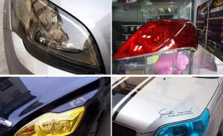 想改变汽车车灯自身颜色怎么实现?答案在这里揭晓!