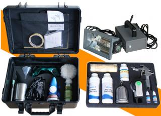 专业翻新汽车车灯仪器,可针对处理发黄等异常问题